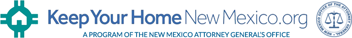 Keep Your Home New Mexico | A Program of the New Mexico Attorney General's Office